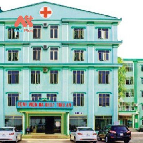 Bệnh viện Đa khoa Thái An