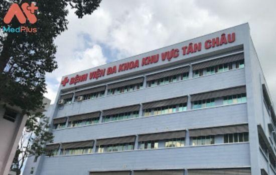 Bệnh viện đa khoa khu vực Tân Châu
