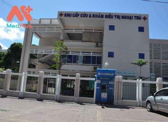 Bệnh viện đa khoa Lê Lợi - Thành phố Vũng Tàu