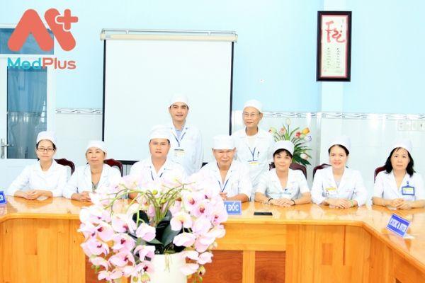 Bệnh viện đa khoa Nhật Tân