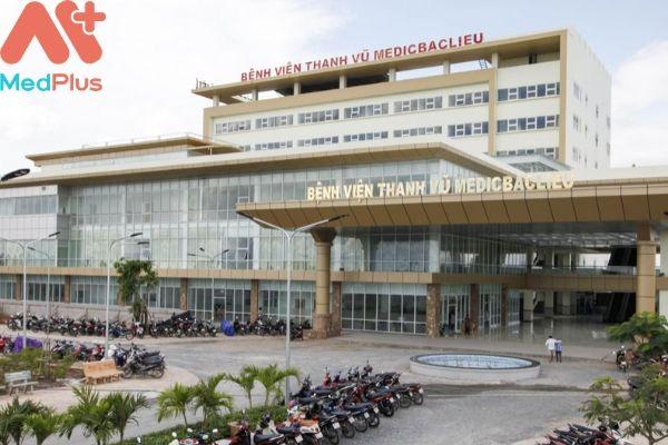 bệnh viện đa khoa Thanh Vũ Medic Bạc Liêu (1)