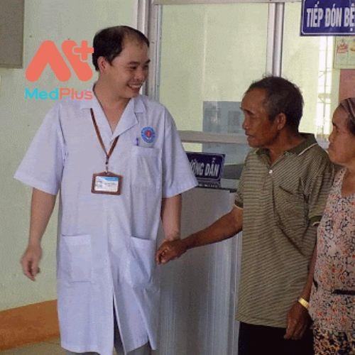 Bệnh viện được rất nhiều bệnh nhân biết đến