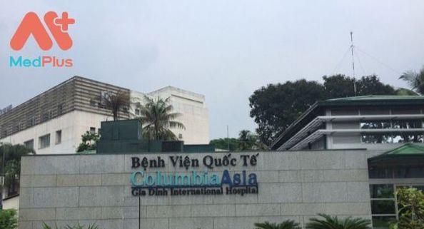 Bệnh viện ColumbiaAsia quận Bình Thạnh