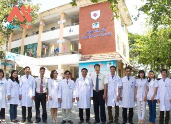 Bệnh viện mắt tỉnh Bà Rịa - Vũng Tàu