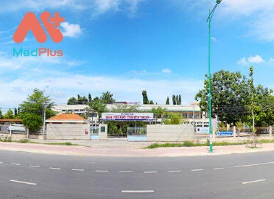 Bệnh viện Phổi tỉnh Bình Thuận
