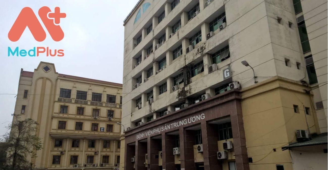 Bệnh viện phụ sản TW Hà Nội