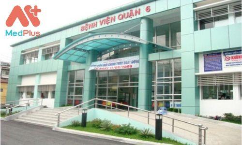 Bệnh viện Quận 6