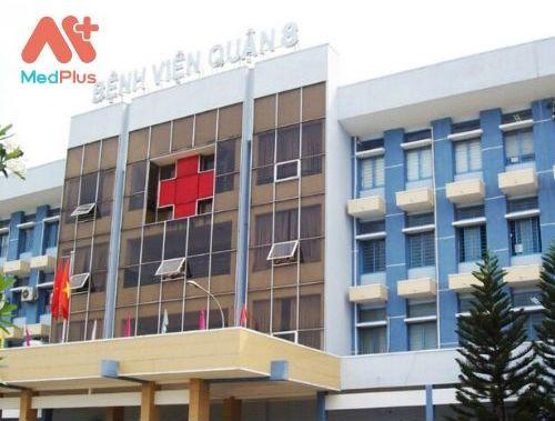 Bệnh viện quận 8 là một bệnh viện đa khoa hạng II, tọa lạc ngay tại trung tâm của quận 8, TP. HCM
