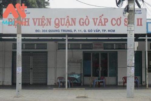 Bệnh viện Quận Gò Vấp - cơ sở II