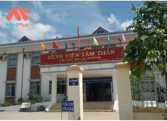 Bệnh viện Tâm thần tỉnh Vĩnh Long