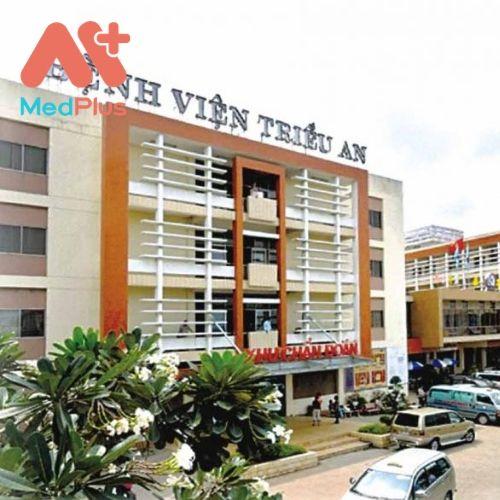 Bệnh viện Triều An- địa chỉ nội soi dạ dày uy tín quận Bình Tân