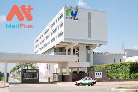 Bệnh viện Việt Pháp FV khám cận lâm sàng hàng đầu Quận 7