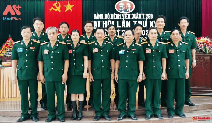 Đảng bộ BV Quân Y 268