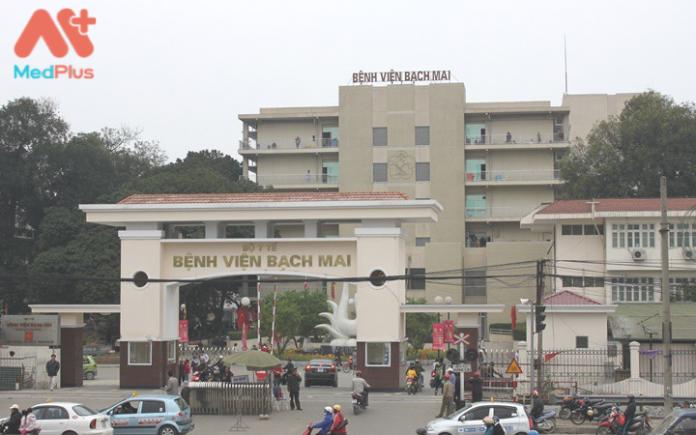 Khám nam khoa ở Bệnh viện Bạch Mai
