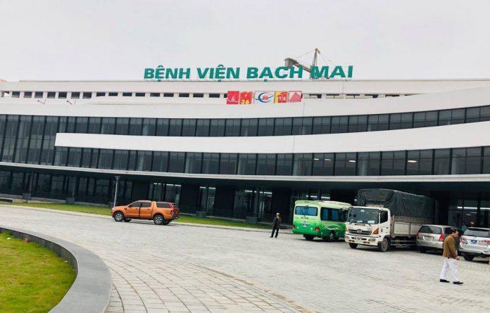 Khoa Thần kinh Bệnh viện Bạch Mai