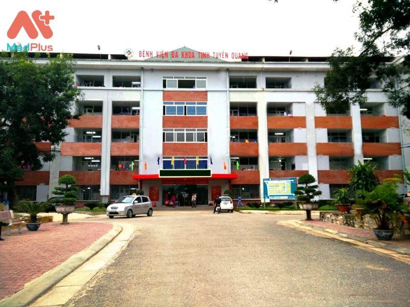 Bảng giá dịch vụ bệnh viện đa khoa tỉnh Tuyên Quang
