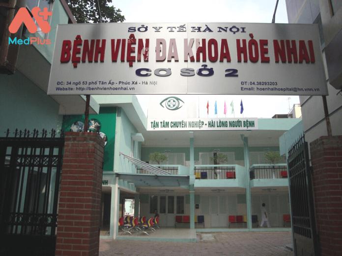 Trung tâm Hỗ trợ sinh sản BV Hòe Nhai