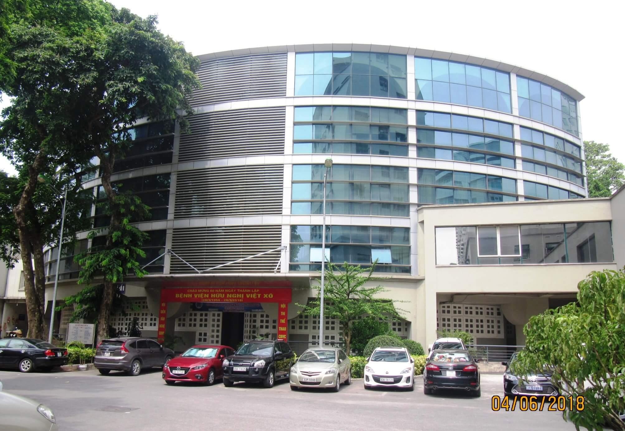 Bệnh viện Hữu Nghị Việt Xô