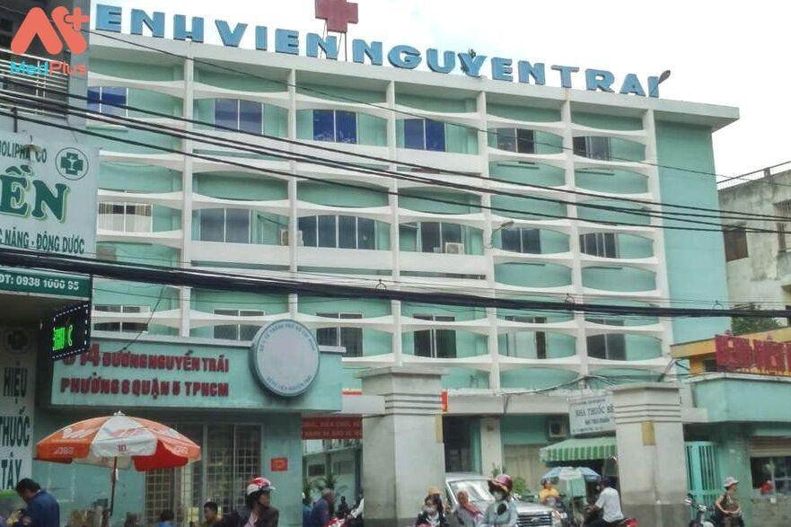 Bảng giá dịch vụ bệnh viện Nguyễn Trãi TP HCM