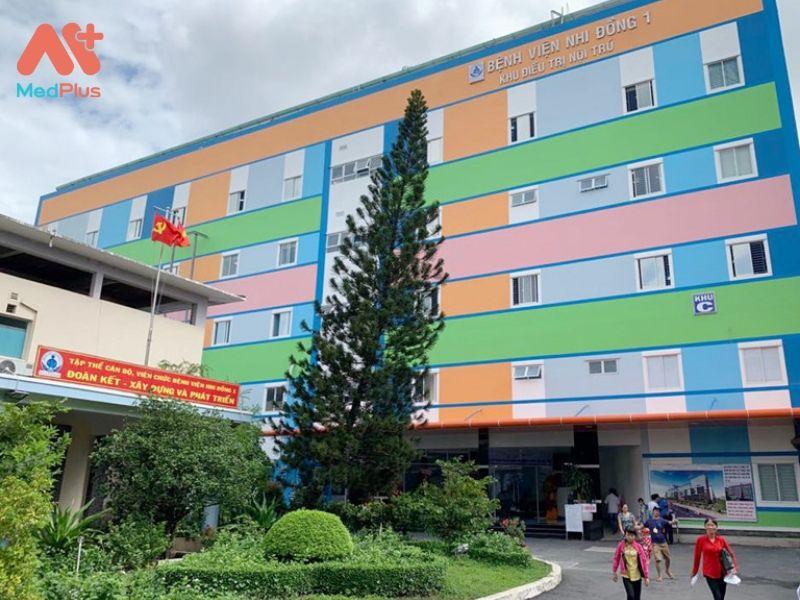 Bảng giá dịch vụ bệnh viện Nhi đồng 1