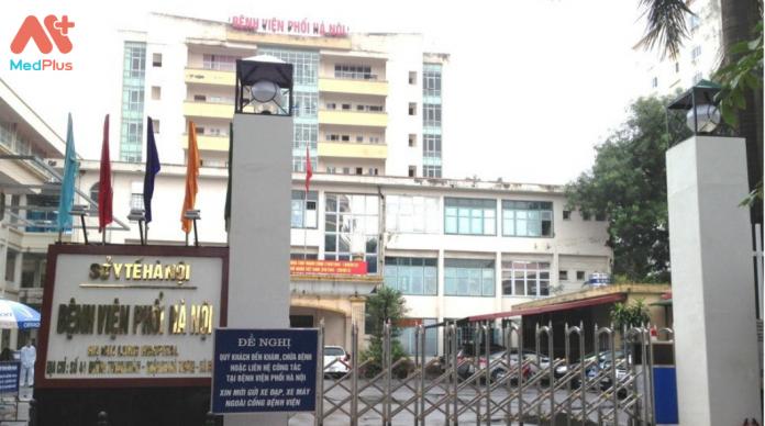 TT Chống Lao - BV phổi Hà Nội