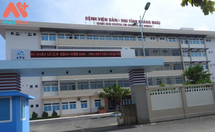 BV Sản Nhi tại Quảng Ngãi