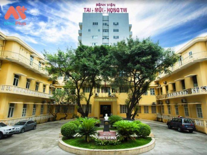 Bảng giá bệnh viện Tai muũi họng trung ương