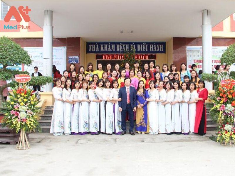 Bệnh viện Đa khoa Thái Thụy