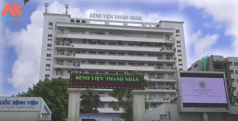 BV Thanh Nhàn Hà Nội