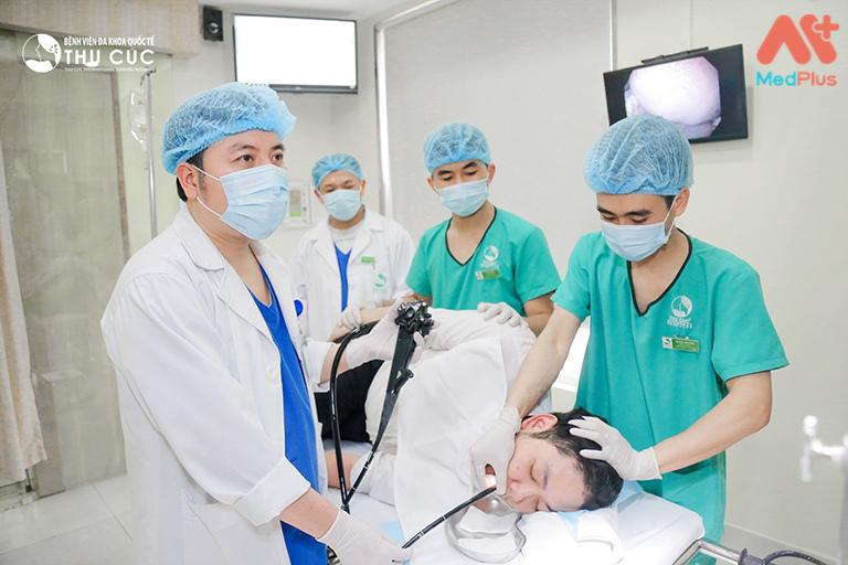 Bác sĩ BV Thu Cúc