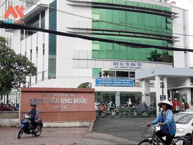 Bảng giá dịch vụ Bệnh viện Ung bướu tphcm