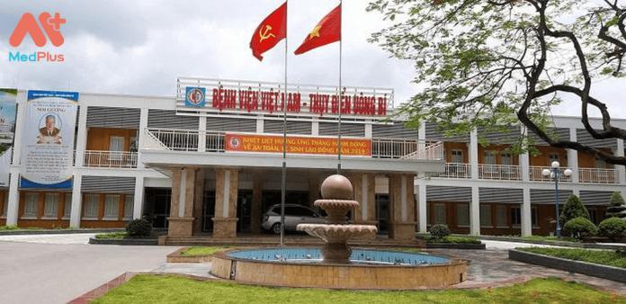 Khoa Sản bệnh viện Việt nam Thụy Điển Uông Bí