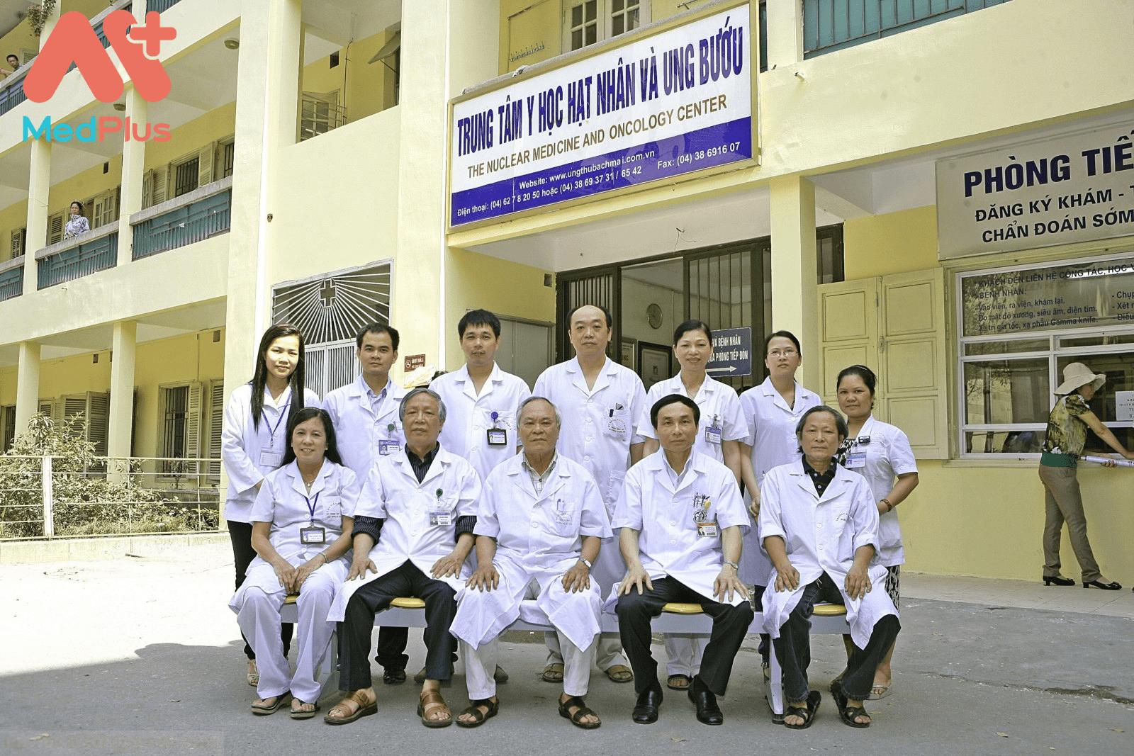 Khoa Ung Bướu BV Bạch mai