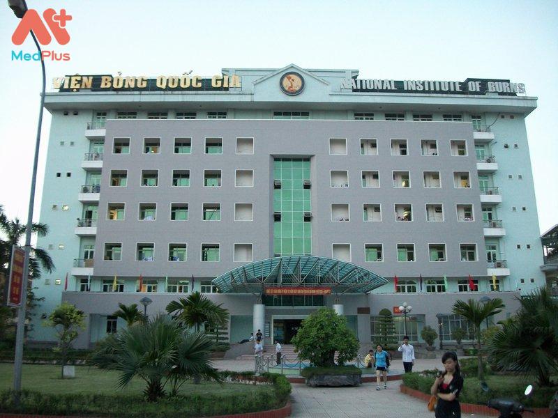 Bảng giá bệnh viện Bỏng Quốc gia Lê Hữu Trác