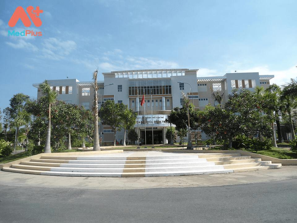 Bệnh viện Đa khoa Quận Thốt Nốt