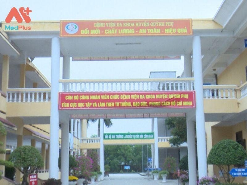 Bệnh viện Đa khoa Quỳnh Phụ