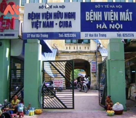 BV Việt Nam CuBa