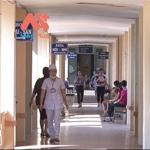 Chất lượng phục vụ và khám - chữa bệnh của huyện ngày càng được cải thiện
