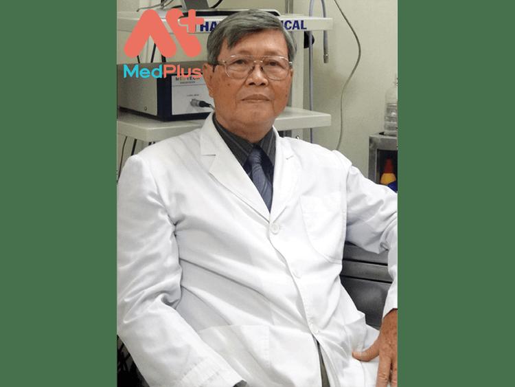 Bác sĩ Nguyễn Hữu khôi chuyên khám Amidan hàng đầu Bình Thạnh
