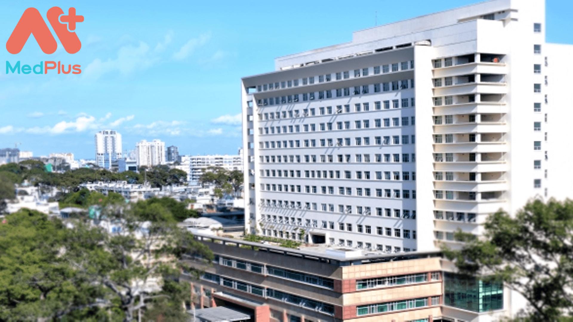 Giơi thiệu về Bệnh viện Đại học Y dược TPHCM