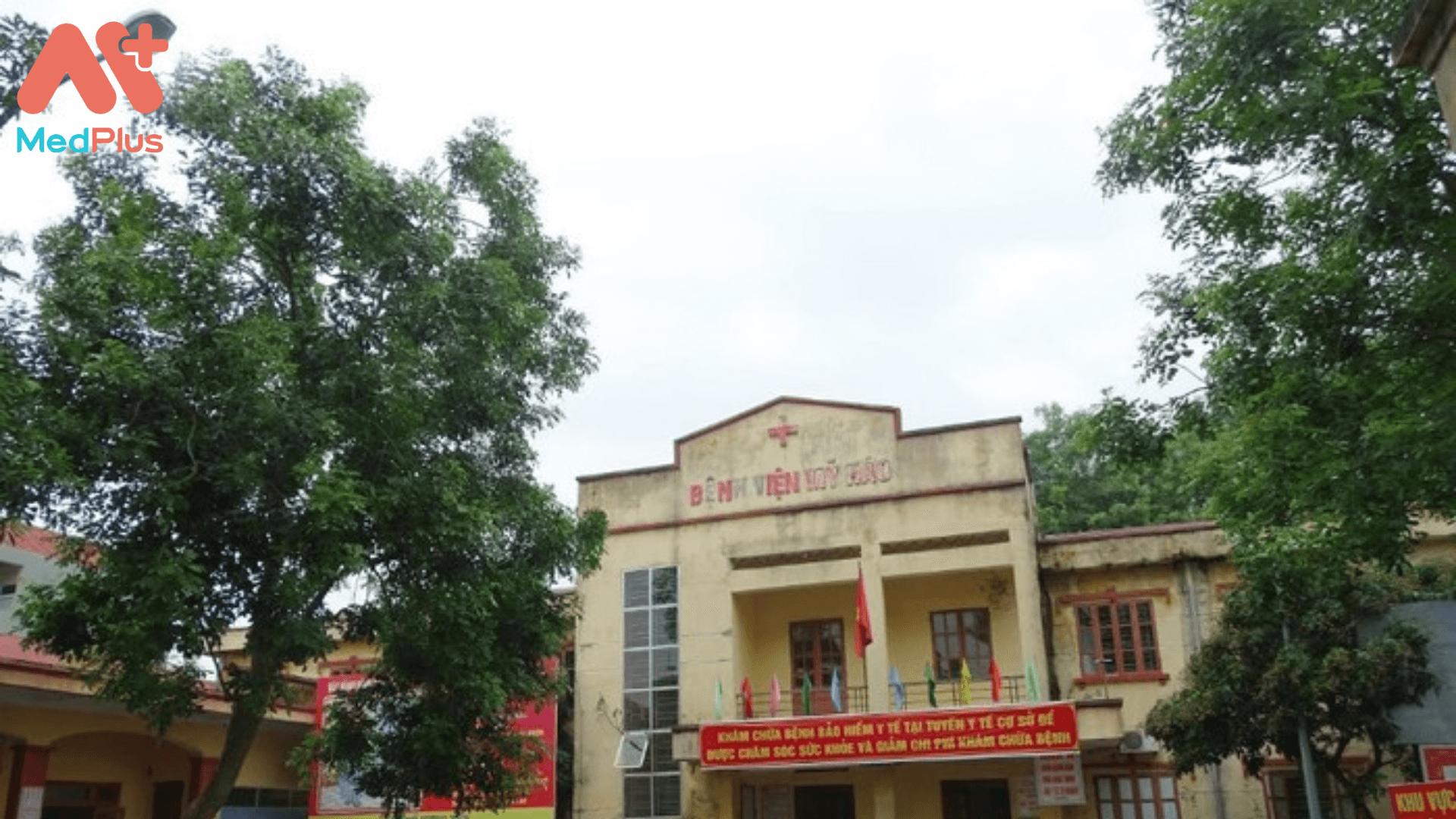 Bệnh viện huyện Mỹ Hào