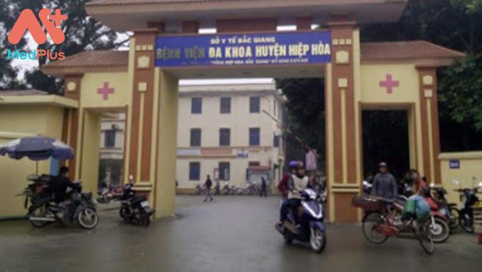 Thông tin về Trung tâm Y tế Hiệp Hòa - Bắc Giang
