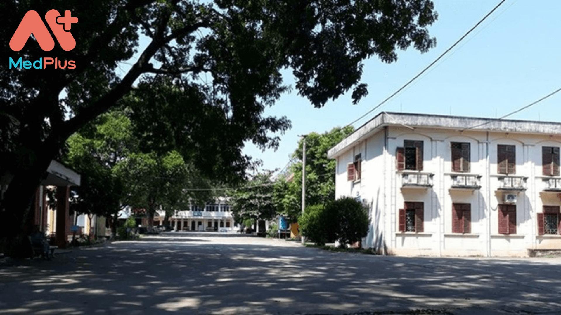 Trung tâm Y tế Lạng Giang - Bắc Giang