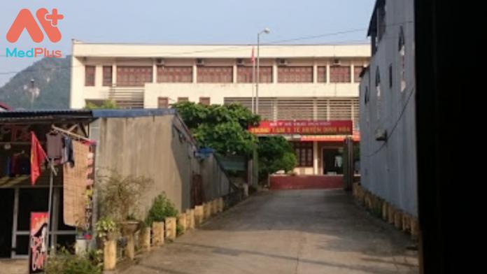 Trung tâm Y tế Định Hóa