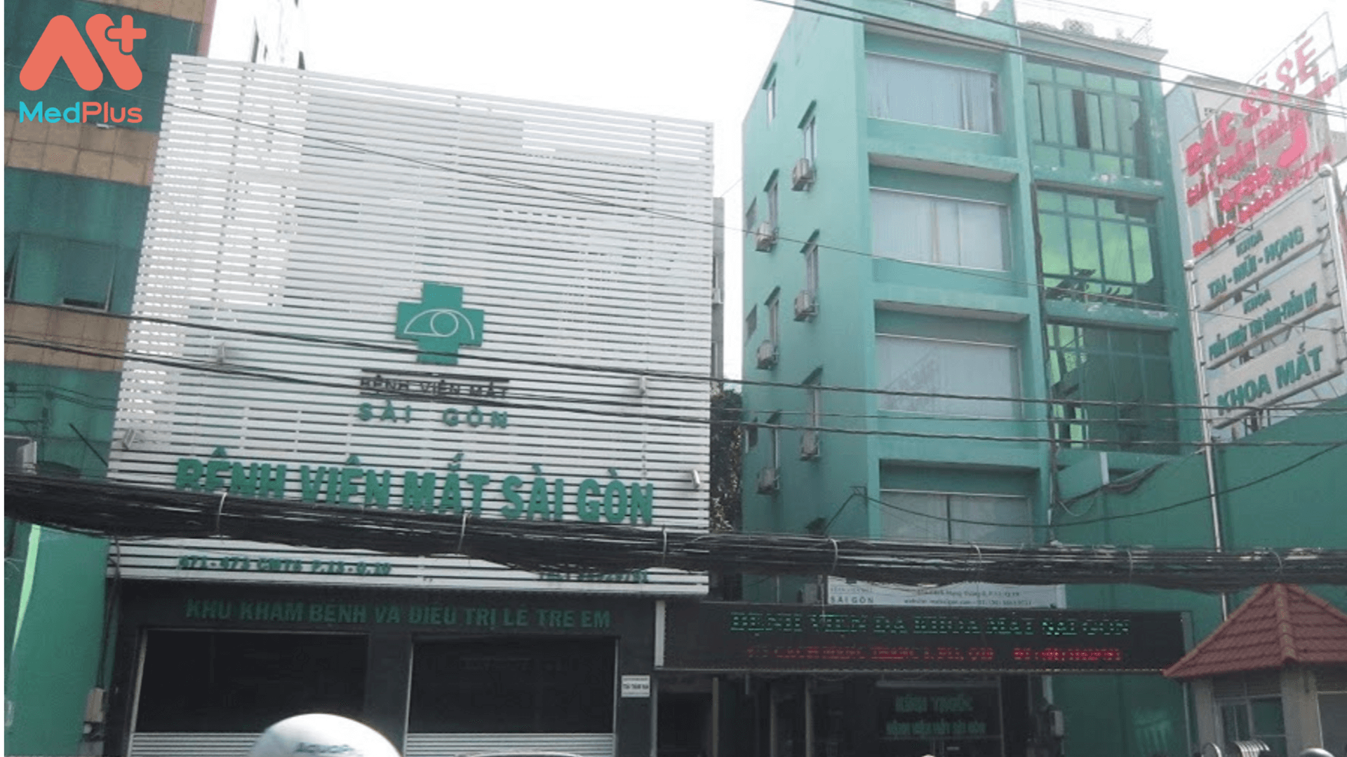 Bảng giá Bệnh viện Mắt Sài Gòn 2019