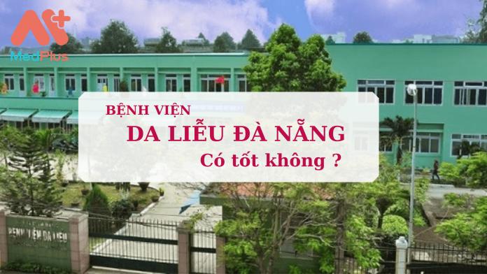 Bệnh viện Da liễu Đà Nẵng