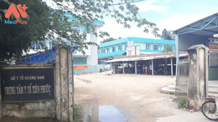 Bệnh viện huyện Tiên Phước