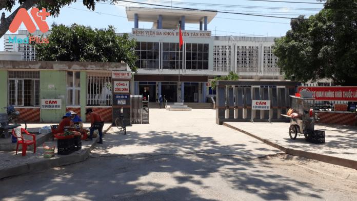 Bệnh viện Đa khoa Tân Hưng Long An