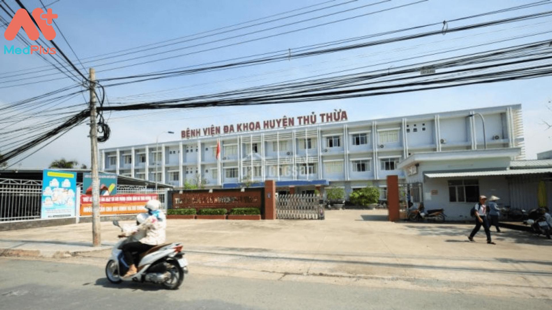Bệnh viện Thủ Thừa Long An