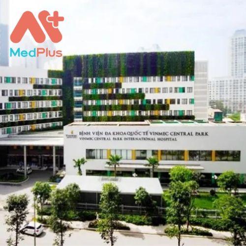 Khoa Nội soi Tiêu hóa – Bệnh viện Đa khoa Quốc tế Vinmec Central Park- địa chỉ nội soi dạ dày uy tín quận Bình Thạnh